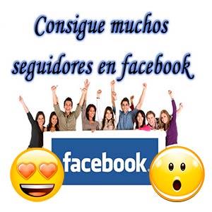 Mas seguidores facebook