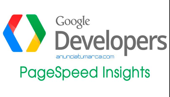 pagespeed insights Velocidad de Carga