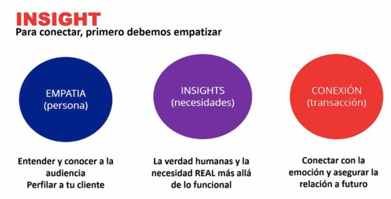 insights de la marca