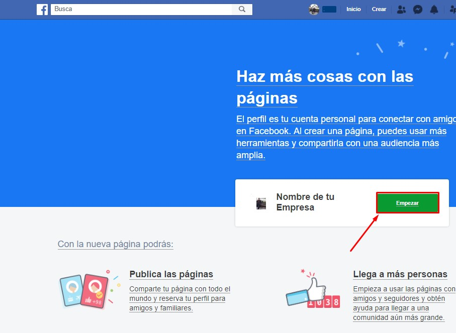 migrar perfil facebook a fanpage
